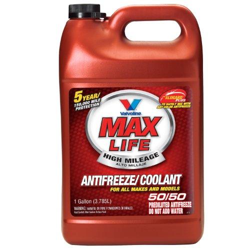 Valvoline MaxLife Universal AntifreezeCoolant Ready to Use - 1gal 719005