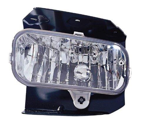 Depo 330-2016PXAS Fog Lamp Assembly
