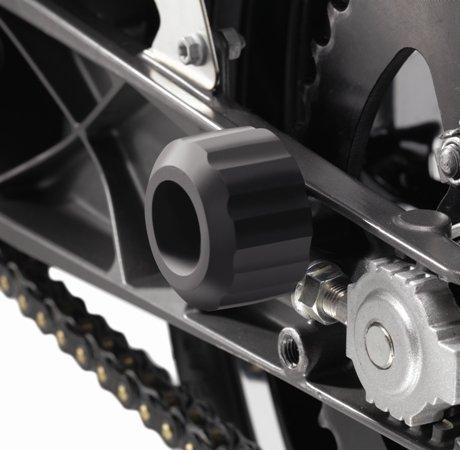 KTM Axle Sliders Rear RC390390 Duke 90110945000