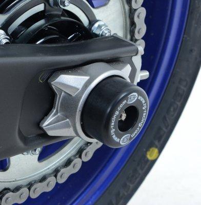 R&G Axle Slider rear for Yamaha FZ-07 14-15