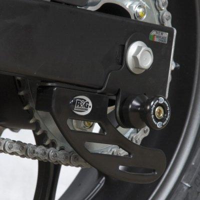 R&G Offset Cotton Reel Axle Slider rears Honda NC700SX  NC750SX