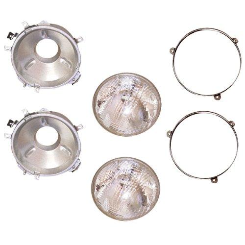 Omix-Ada 1240202 Headlight Assembly