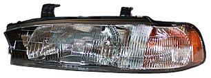 TYC 20-3620-00 Subaru Driver Side Headlight Assembly