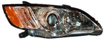 TYC 20-9017-90 Subaru Passenger Side Headlight Assembly