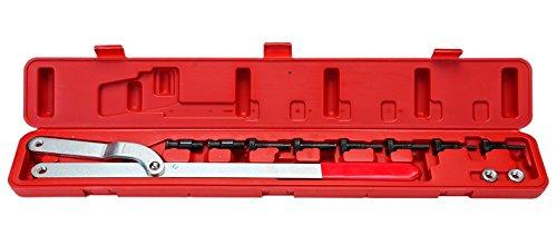 8milelake Universal Pulley Holder Spread Interchangeable Pin Fan Clutch Tool Set
