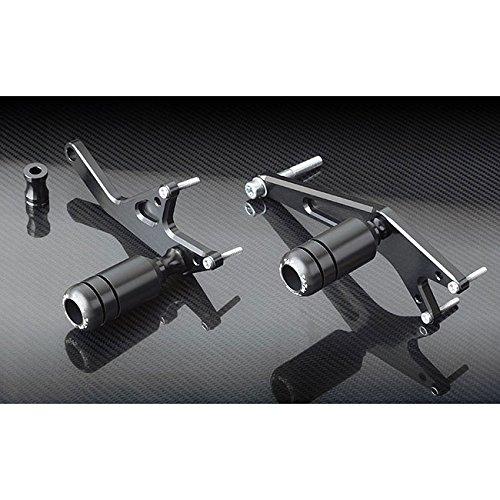 Sato Racing Frame Sliders for Honda 13 CBR400R  CBR500R H-CBR513FS-BK