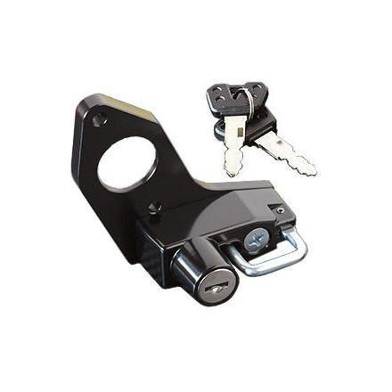 Sato Racing Left Side Helmet Lock for Triumph Bonneville T100 01-  T-BONHL-L