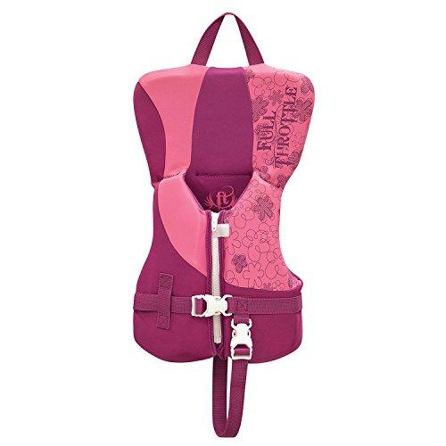 Full Throttle 142100-105-000-16 Infant Rapid-Dry Vest