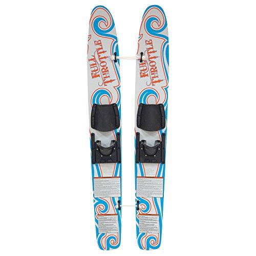 Full Throttle 330000-702-999-16 Trainer Skis