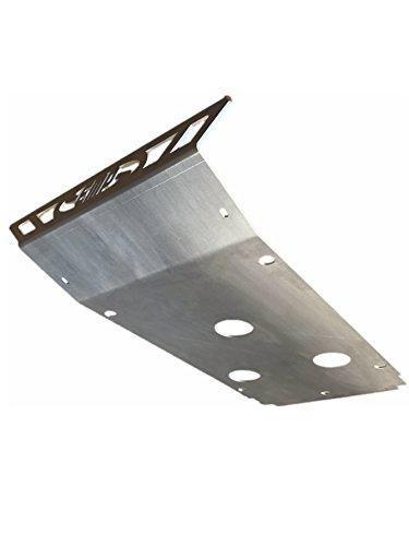 Kawasaki Teryx Front Skid Plate-Aluminum PN 13498