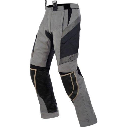 Alpinestars Durban Gore-tex Men's Waterproof Street Bike Motorcycle Pants - Gray Sand / Size 54