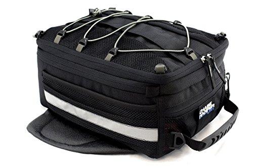 Chase Harper 800M Sport Trek Black Magnetic Tank Bag - 149 Liters