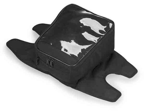 Dowco Iron Rider Magnetic Tank Bag - Black