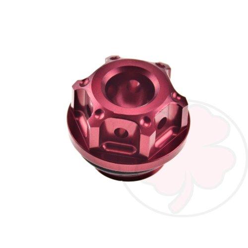 Honda Racing Oil Cap - Red - CBR 600 RR 900 RR 929 RR 954 RR 1000 RR 110