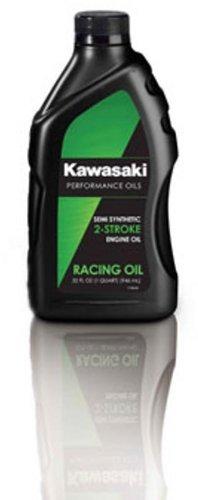 Kawasaki 2-Stroke Motorcycle Racing Oil 1 Quart K61021-208A