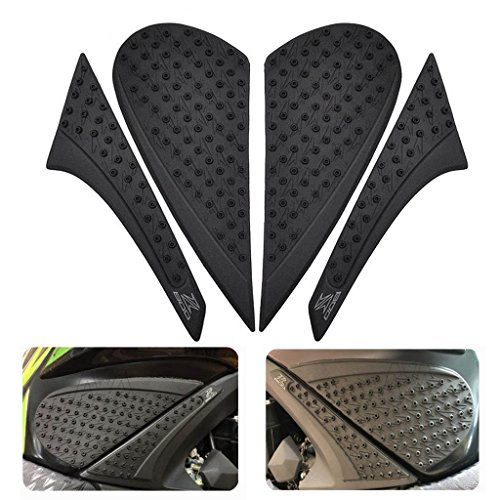 Tank Gas Pad Knee Fuel Side Grips Protector For Kawasaki Z800 2012-2015