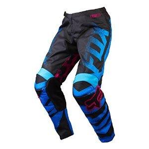 Fox Racing 180 Womens Dirt Bike Motorcycle Pants - BlueRed  11 12