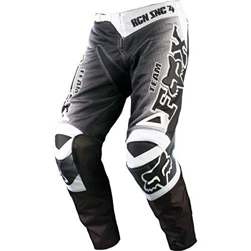 Fox Racing 180 Imperial Airline Vented Mens MotoX Motorcycle Pants - BlackWhite  Size 28
