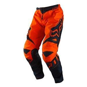 Fox Racing 180 Race Mens MX Motorcycle Pants - Orange  Size 30