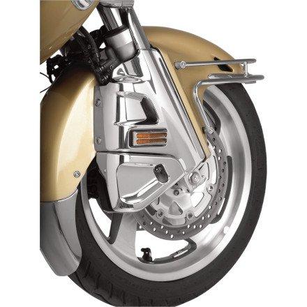 Show Chrome Front Brake Caliper Cover 52-764 Honda