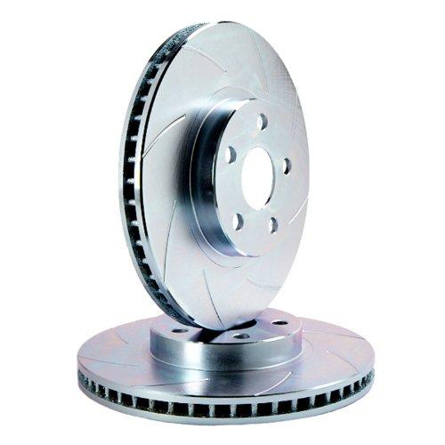 Fits 2007 Hyundai Santa Fe FRONT PAIR ATL Autosports Performance Brake Rotors ATL31489-00SO