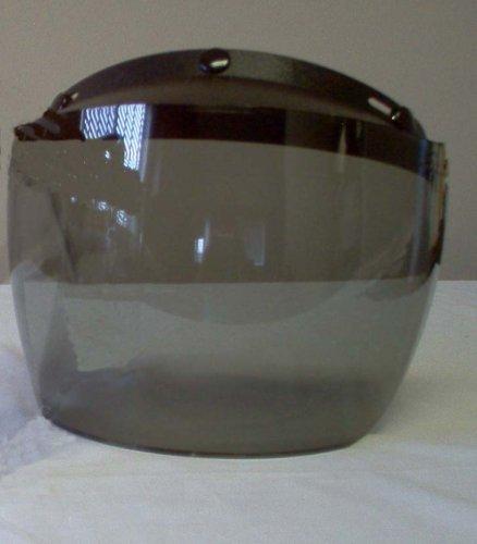 Motorcycle Helmet Deluxe Flip Face Shield Visor New MXL