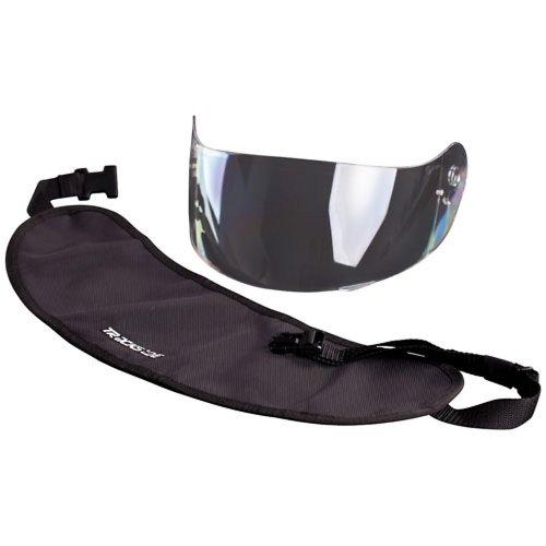 TRACKSIDE FaceshieldVisor Bag - Black
