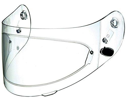 HJC Helmets HJ-17 Unisex-Adult Flip-Up-Helmet-Style Replacement Helmet Face Shield ClearOne Size