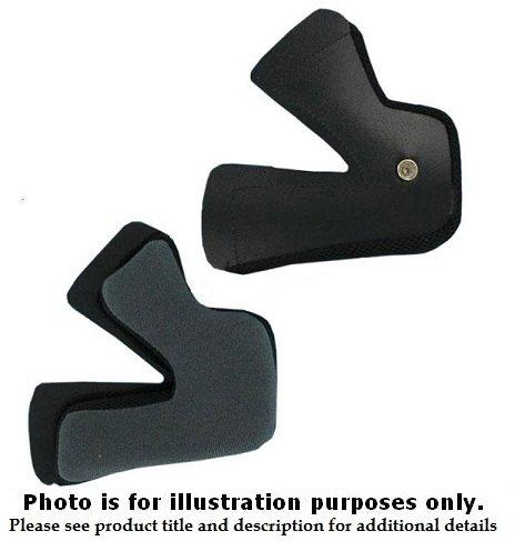 Shoei Replacement Cheek Pads For RF-1100Qwest XXS 2XS 0213-4005-39
