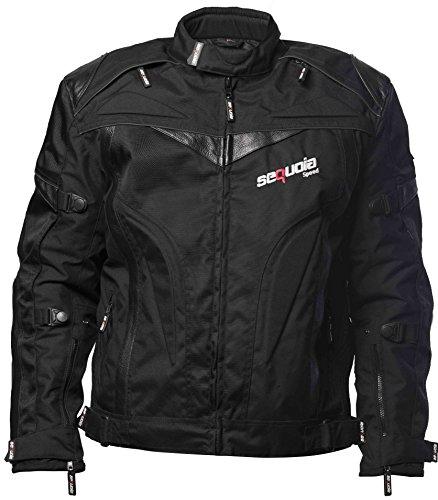 Sequoia Speed Mens SR-2020M AVS Motorcycle Jacket Protection Level 3 - Medium - 3 Months Warranty