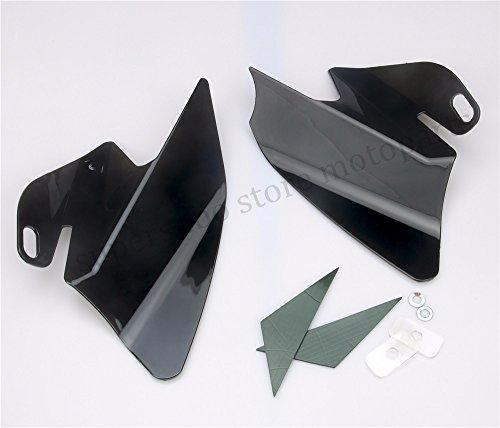 Reflective Chrome Saddle Shield Air Heat Deflector harley Deflector For 2008 Harley Touring FLT