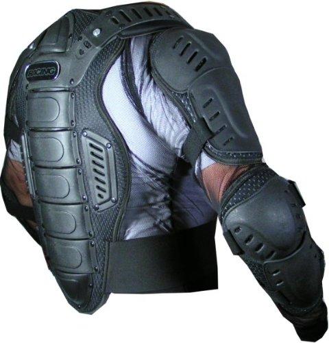 ARMOR Jacket Back Body Guard Bike Motocross Gear XL