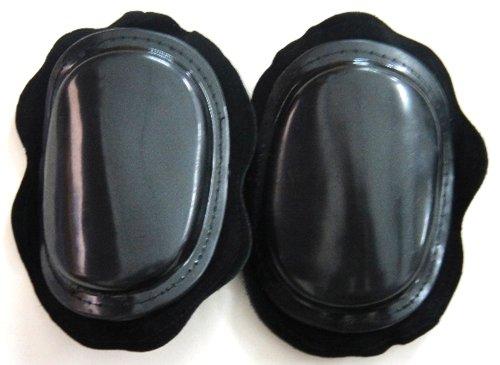 Motorcycle Pant Knee Sliders Removable Hard Pucks