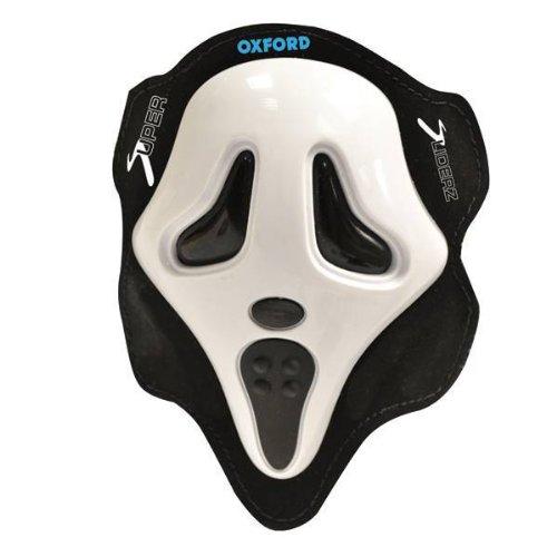 Oxford Screamer Knee Sliders (white)