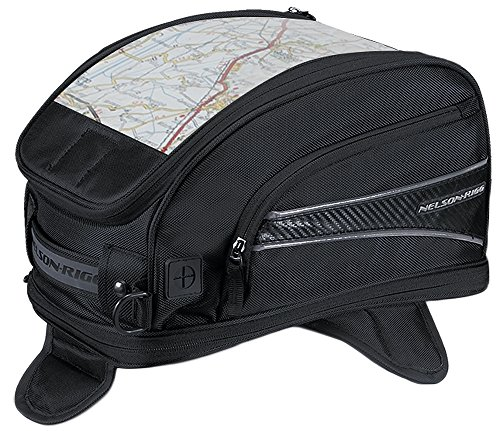 Nelson Rigg CL-2015-MG Journey Sport Motorcycle Tank Bag Magnetic Mount