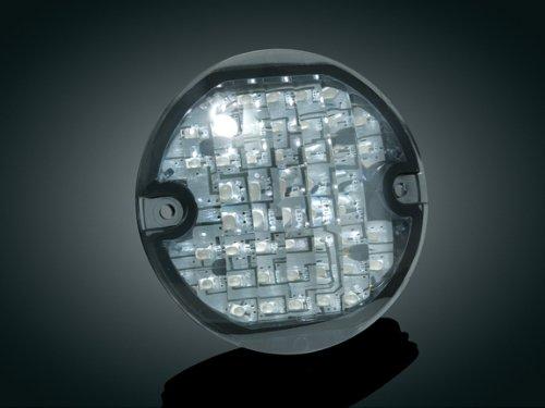 Kuryakyn 5429 Panacea Turn Signal Light with Smoke Lens