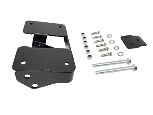 Turn Signal Relocation Kit Lay Down License Plate Mount - Harley Davidson Sportster 02-up