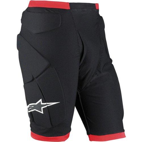 Alpinestars Compression Shorts Mens Protector Mxoff-roaddirt Bike Motorcycle Body Armor - Medium