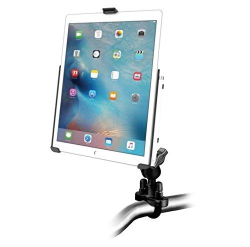 RAM Mounts Strong Motorcycle Handlebar Mount Holder Kit fits Apple iPad Pro 129