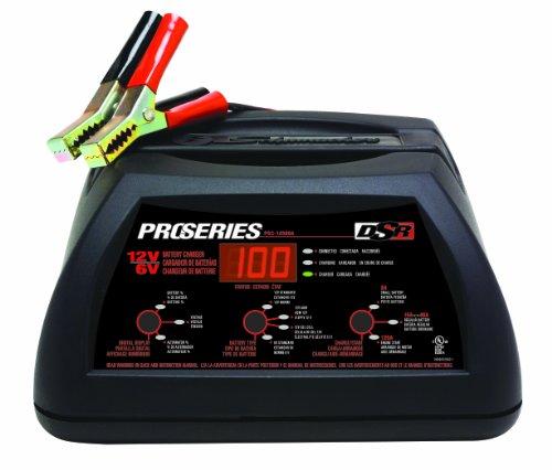 Schumacher PSC-12500A DSR ProSeries 12515-402 Amp 612 Volt Automatic SpeedCharge Hybrid Battery ChargerStarter