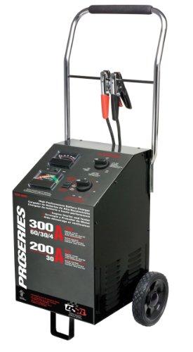 Schumacher PSW-3060 DSR ProSeries 3002006030 Amp 612 Volt Manual Wheel Battery ChargerStarter