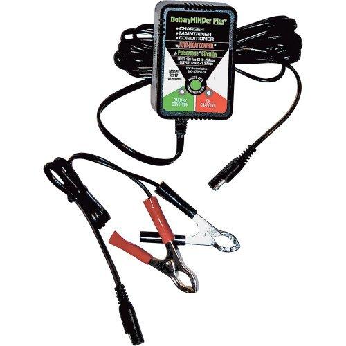 BatteryMINDer Model 12117 12 Volt 133 Amp 12V 133A ChargerMaintainerDesulfator