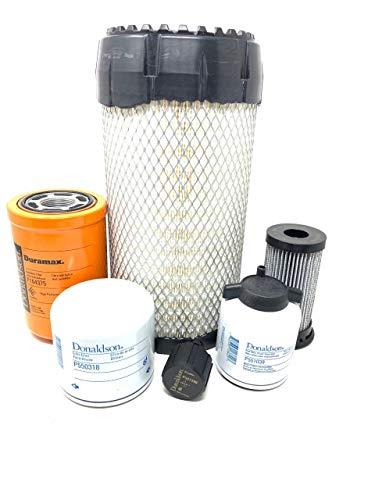 500 Hour CFKIT Maintenance Kit For Bobcat S160 S185 S205 T180 T190 Replaces 7333700