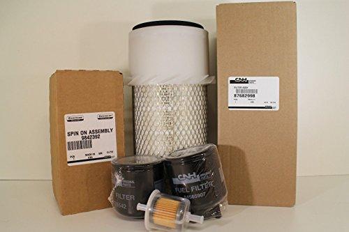 New Holland L140 L150 L160 L170 L175 OEM Maintenance Filter Kit