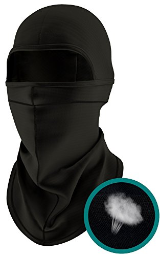 Balaclava - Windproof Ski Mask - Motorcycle Mask Mens Womens – Winter Helmet Skilling Masks with Long Neck Warmer– Cold Weather Balaclava Hood - Thermal Breathable Fleece - Adult