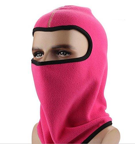 LKN Multi-Function Balaclava Sports Warm Face Mask for Bike Ski Snowboard Motorcycle Rose