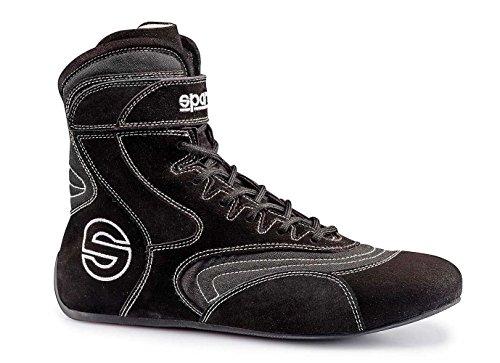 Sparco Mens SFI-20 Shoe Black Size 9