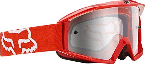 Fox Racing Main Goggle Red