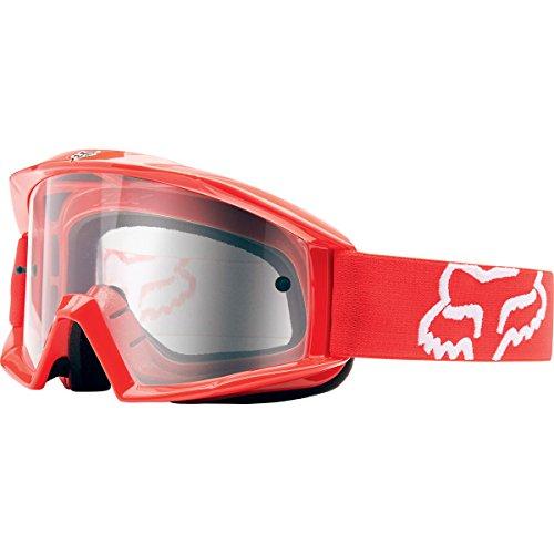 Fox Racing Main Goggle-Red