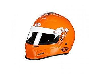 Bell Racing GP2 YOUTH ORANGE 4XS 51-52 SFI241 V15 BRUS HELMET